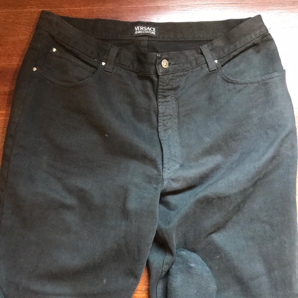 Versace Other - Versace blank jeans size 40